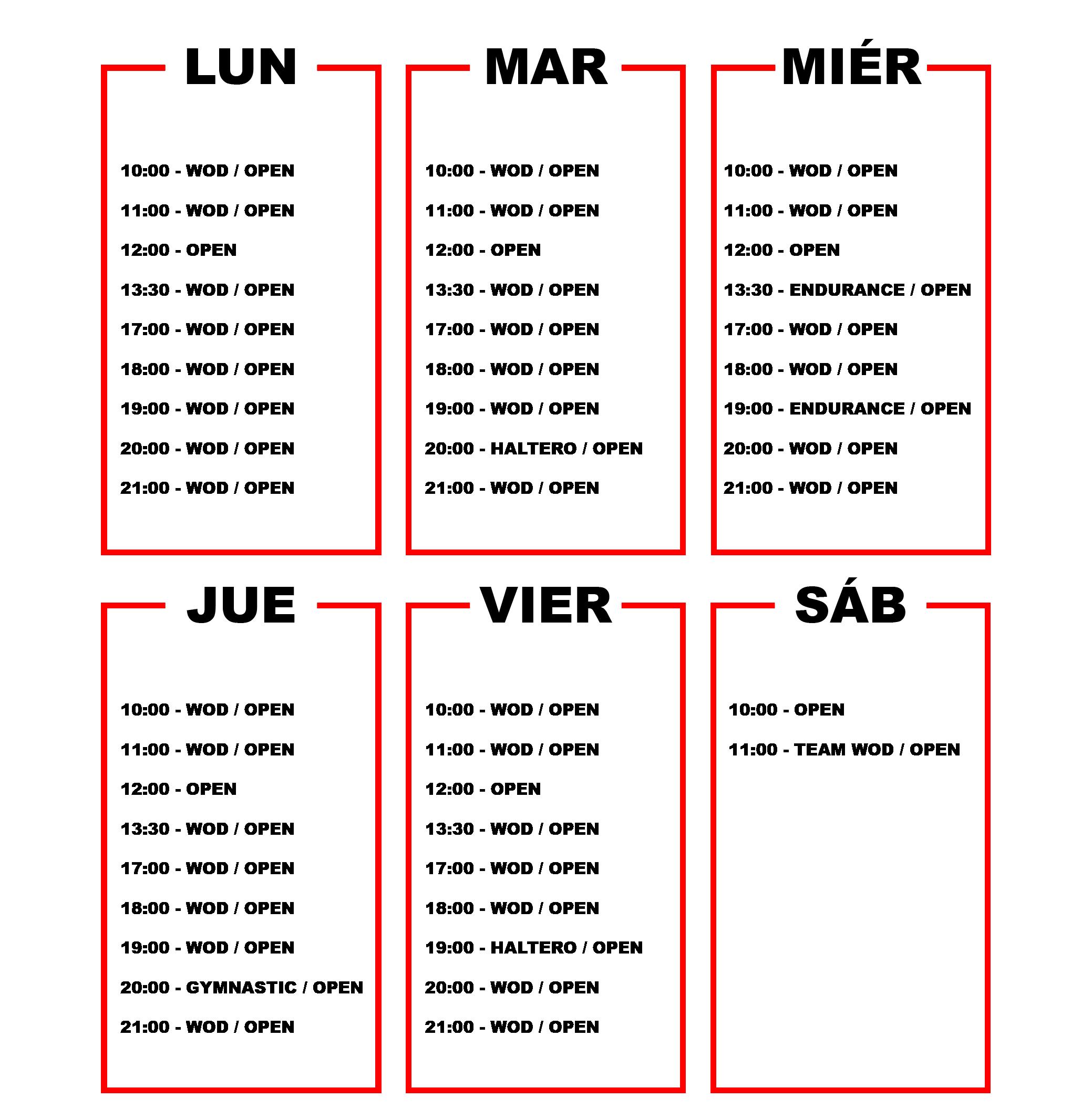 crossfit-Districtbox-villaverde-horarios